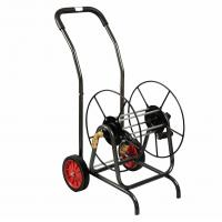 Hose Reel Cart, Two Wheels, 90M (300F) Length Capacity for 1/2