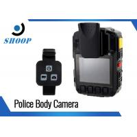 Buy cheap Law Enforcement Security Body Camera Video Recorder For Police Use 128GB product