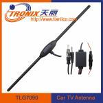 Buy cheap car digital tv antenna/ am fm booster tv car antenna/ car antenna booster TLG7090 product