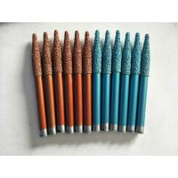 Buy cheap conical type stone engraving tools drill bit for marble with long workinglife product