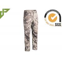 Highlander Tactical Combat Pants With Wide Waist Tabs Double Layer Fabric