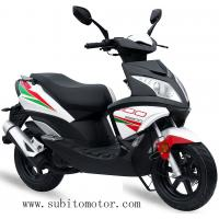 China 50cc Gas Scooters 2t Eec Epa Scooter Euro 4 125CC moto on sale