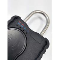 China Truck Tracking GPS Tracker G400 GPS Tracker GPS Padlock with cable with key opening/remote open/seal card open on sale