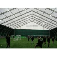 Buy cheap Large Outdoor Tennis Sport Court Tent Multi Functional Special Shape from Wholesalers