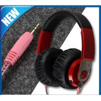 Lightweight Wired Over-Ear Head Stereo Headset &Soft Leather Ear Cups (MO-SH003)
