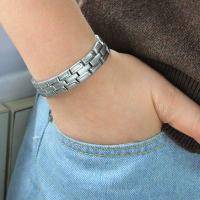 Buy cheap China Factory Directly Sale New Arrival Energy Magnetic Titanium Bracelet product