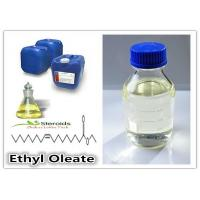 Buy cheap Ethyl Oleate oil Safe Organic Solvents Cas 111-62-6 for Injectable Muscle Building Anabolic Steroids product