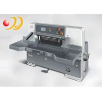 Buy cheap Converter Paper Cutting Equipment , Single Hydraumatic Paper Cutting Machinery product