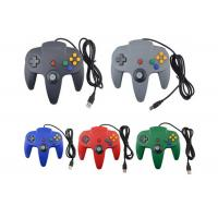 Buy cheap Assorted Colors Wired USB Game Controller Precise 3D Analog Stick For N64 Gamepad product
