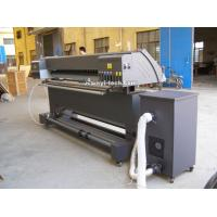 Buy cheap Automatic 3.2M Dye Sublimation Fabric Large Format Printing Machine CMYK product