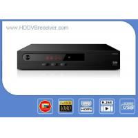 Buy cheap Mini ISDB Digital Receiver Support USB External Hard Disk For Programs Recording product