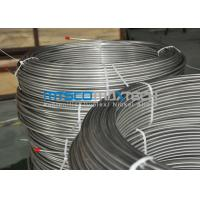 Buy cheap ASTM A269 Seamless Stainless Steel Coiled Tubing For Pre-insulated Tube product