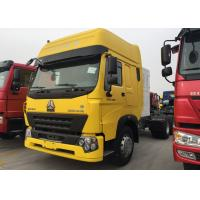 China 10 Wheels SINOTRUK HOWO Tractor Truck 6X4 371 HP ZZ4257S3241V Tractors And Trucks on sale