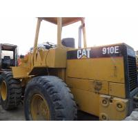 Buy cheap 910E USED CATERPILLAR WHEEL LOADER FOR SALE ORIGINAL JAPAN CAT 910E WHEEL LOADER product