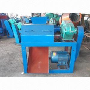 Buy cheap Double Roller Fertilizer Press/Granulating Machine/Fertilizer Production Line with 18.5kW Power product