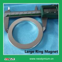 Buy cheap Customised Large Neodymium Ring Magnet L130mm product