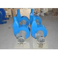 China Light Weight Plastic Conveyor Blower System Noise ≤82dB 9000mm Distance Custom Color on sale