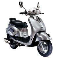 China 50CC-125CC Gas Scooter (50QT-4) on sale