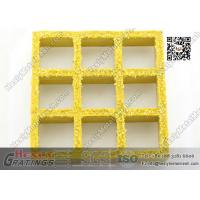 Buy cheap Molded Fiberglass Grating | USCG Certificated product