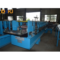 Buy cheap Adjustment C Section Galvanized Steel 2mm Purlin Machine product