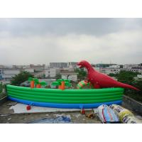 Buy cheap Commercial Inflatable Water Parks product