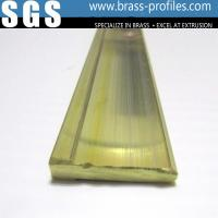 Buy cheap Brass Electrical Equipment Plug Profiles Brass Electronic Components product