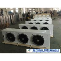 Buy cheap High Efficiency Room Cooling Unit Cold Storage Copper Tube Aluminum Fin Evaporator product