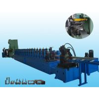 Buy cheap High Performance Rack Upright Roll Forming Machine Zinc Tile Hydraulic Press product