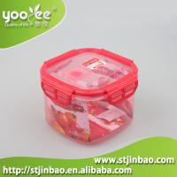 Buy cheap New Design 3 in 1 Set Plastic Lock and Seal Food Container with Lid product