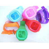 China Jelly silicon watch on sale