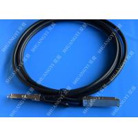 China 40Gb/S QSFP28 Direct - Attach Copper Serial Attached SCSI Cable For Switch 2 Meter on sale