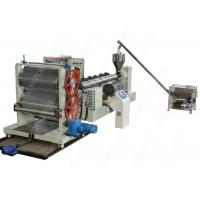 Buy cheap Waterproof Drainage Board Production Machine Line With Dimpled Plastic Sheet product
