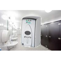 Quality Adjustable Touchless Hand Sanitizer Dispenser With 500 Ml Disposable Bottle for sale