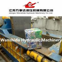 Buy cheap Waste Used Beverage Cans Baler Press from Wholesalers