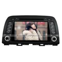 Buy cheap Android Car DVD Player GPS Navigation Wifi 3G TV Bluetooth Touch Screen for Mazda 6 (2013-2014) product