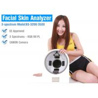 China UV / PL Light Skin Analysis Equipment For Skin Care With 3: 4 Preview System on sale