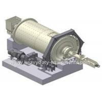 Ball mill model made in China suitable for grinding material with high hardness