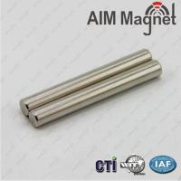Buy cheap Strong cyclinder N52 permanent neodymium magnet product
