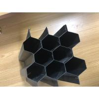 Buy cheap Inclined Plate Settler Clarifier Tube Settler Media Wide Use In Black Color from wholesalers