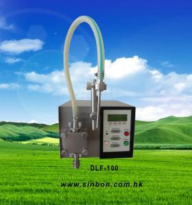 Buy cheap Semi-auto liquid filling machine bottle filling machine price product