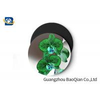 Buy cheap Stunning Flower Personalised Round Coasters , Print Your Own Coasters 3D Lenticular Picture product
