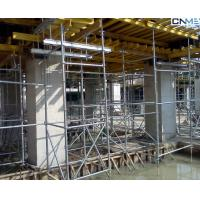Buy cheap Ring - Lock Shoring Scaffolding Systems For Buildings / Bridges / Tunnels product