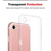 Buy cheap Ultra Thin Soft Tpu Case For Apple Iphone 7/7 Plus Camera Protection Crystal Clear Transparent Cover Phone Cases product