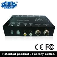 Buy cheap Realtime Video Audio Input 4 Channel Car DVR Recorder With Remote Controller product