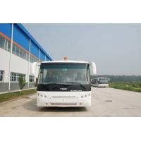 Buy cheap Low Carbon Alloy Steel Body Airport Transfer Coach , Right / Left Hand Drive Bus Apron Bus product