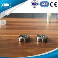Buy cheap Minature deep groove ball bearings small size ball bearing used for skateboard from Wholesalers