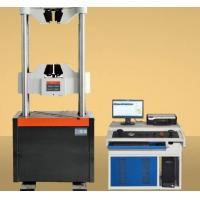 Buy cheap WEW-600 Computer display hydraulic universal Testing machine product