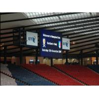 Buy cheap P20 Outdoor Full Color Led Display Super Brightness Waterproof IP65 Stadium from wholesalers
