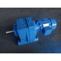Buy cheap High Efficiency electric motor gear reducer  , Cast Iron  Speed Reducer Gearbox product