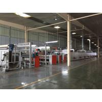 Tufted Carpet Backing Pre Coating Machine Improve Production Efficiency